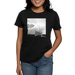 Newtons (no text) Women's Dark T-Shirt