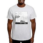 Newtons (no text) Light T-Shirt