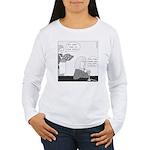 Newtons (no text) Women's Long Sleeve T-Shirt