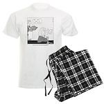 Newtons Men's Light Pajamas