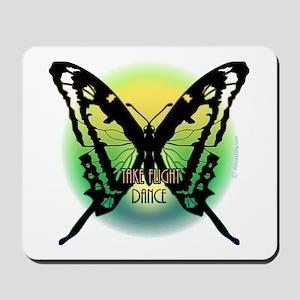 Take Flight. Dance by Danceshirts.com Mousepad