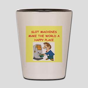 slot machine Shot Glass
