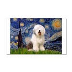 Starry / OES Car Magnet 20 x 12