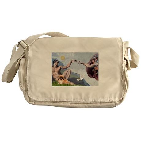 Creation/Pekingese(r) Messenger Bag