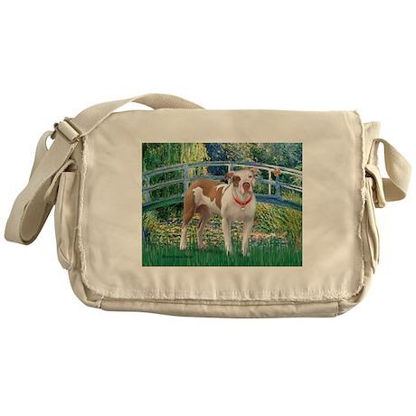 Bridge / Pitbull Messenger Bag