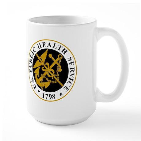USPHS Lieutenant<BR> 15 Ounce Mug