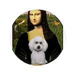Mona Lisa / Poodle(w) 3.5