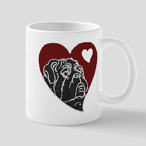 Love Pug Mug