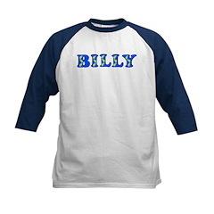 Billy Kids Baseball Jersey
