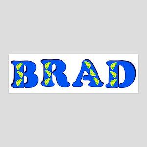 Brad 21x7 Wall Peel