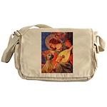 Angel / Rho Ridgeback Messenger Bag