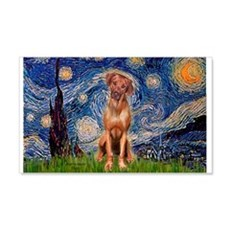 Starry / R Ridgeback Wall Decal