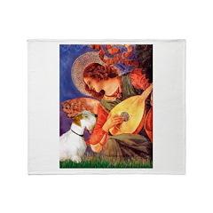 Angel/Sealyham L1 Throw Blanket