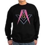 Lady Freemasons Sweatshirt (dark)