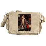 Accolade / Sheltie tri Messenger Bag