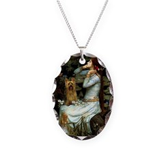 Ophelia / Silky T Necklace