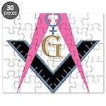 Lady Freemasons Puzzle
