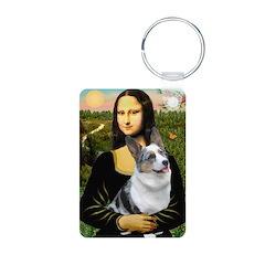 Mona's Corgi (Bl.M) Keychains