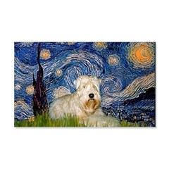 Starry / Wheaten T #1 Wall Decal