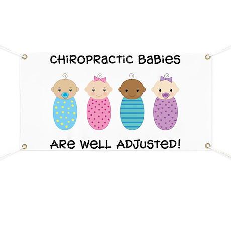 Chiropractic Babies Banner