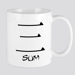 Chinese 3 sum Mug