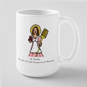 St. of Waitresses Large Mug
