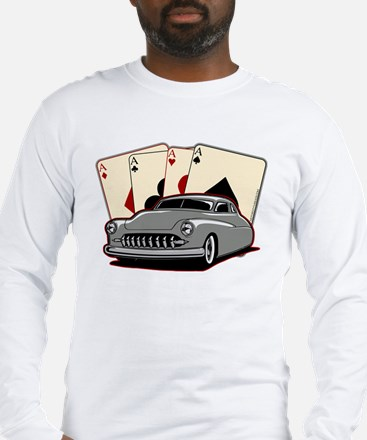 Motor City Lead Sled Long Sleeve T-Shirt