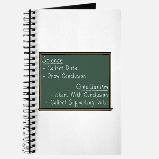 Science vs Creationism Journal