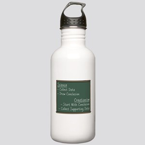 Science vs Creationism Stainless Water Bottle 1.0L