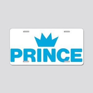 Royal Family Prince Aluminum License Plate
