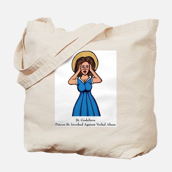 Verbal Abuse Tote Bag