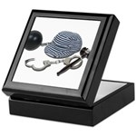 Laws and Consequences Keepsake Box