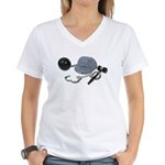Laws and Consequences Women's V-Neck T-Shirt