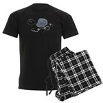 Laws and Consequences Men's Dark Pajamas