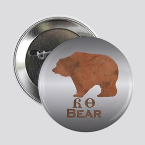 """Yonah - Cherokee Bear 2.25"""" Button"""