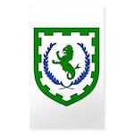 Greenlion Bay Sticker (Rectangle 10 pk)