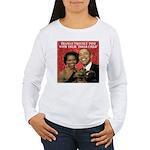 Obama's Inner Child Women's Long Sleeve T-Shirt