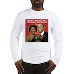 Obama's Inner Child Long Sleeve T-Shirt