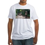 Monkey Trail Fitted T-Shirt