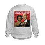 Obama's Inner Child Kids Sweatshirt