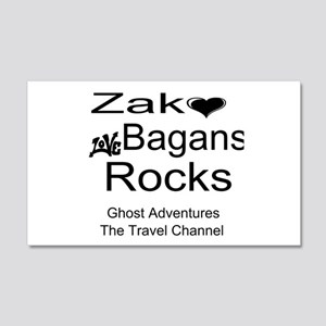 Ghost Adventures 20x12 Wall Decal