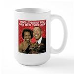 Obama's Inner Child Large Mug