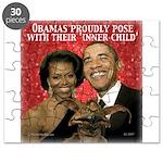 Obama's Inner Child Puzzle