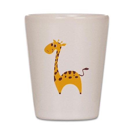 Giraffe Shot Glass