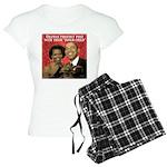 Obama's Inner Child Women's Light Pajamas