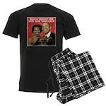 Obama's Inner Child Men's Dark Pajamas