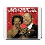 Obama's Inner Child Mousepad