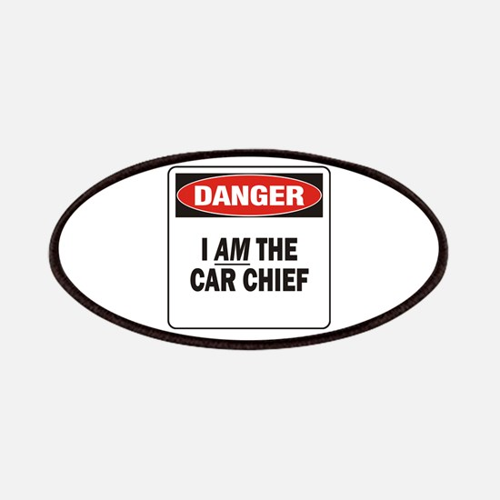 Car Chief Patches