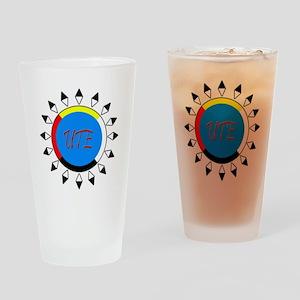 Ute Drinking Glass