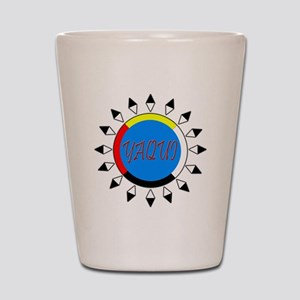 Yaqui Shot Glass